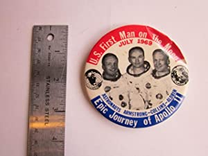 Collection of more than 50 Buttons and Badges: [ephemera]