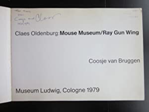 Claes Oldenburg: Mouse Museum / Ray Gun Wing: Oldenburg, Claes]; van Bruggen, Coosje