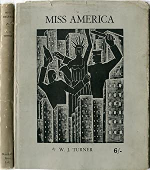 Miss America: Altiora in the Sierra Nevada: Turner, W. J.