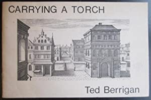 Carrying a Torch [Clown War 22]: Berrigan, Ted; de Vries, Jan Vredeman (engravings)