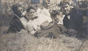 Early-20th Century Photo Album: Camping, Girls, a Selfie, and More: [photo album]