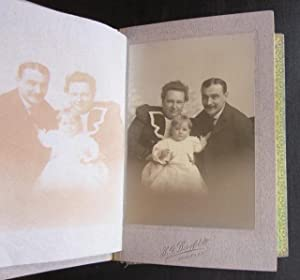 Two Portrait Albums by the H. G. Borgfeldt Photography Studio of Brooklyn, New York: photography]
