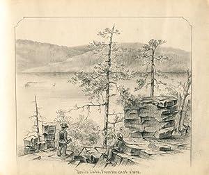 Artist's Sketchbook: Wisconsin]; [Nichols, Harley DeWitt]