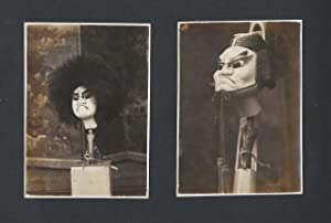 Bunraku Puppet Theater: Japan]