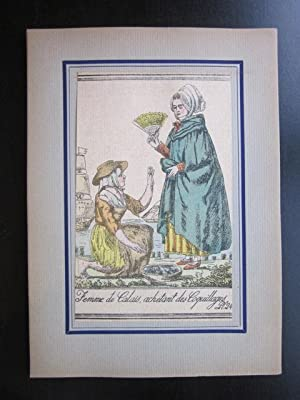 Costumes des Provinces Françaises au 18eme Siecle: Grasset Saint-Sauveur, [Jacques]