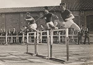 Collection of Mid-20th Century Track and Field Photographs: photographs]