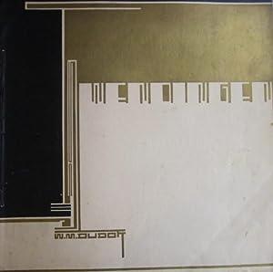 Wendingen. Maandblad voor Bouwen en Sieren van Architectura et Amicitia. Dit is nummer 1 van de 9de...