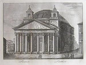 Li Monumenti Più Celebri di Roma Antica e Moderna, Disegnati dal Vero ed Incisi dai Migliori...