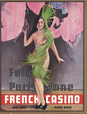 "Clifford C. Fischer Presents ""Folie Parisienne"" at the French Casino, New York and Miami ..."