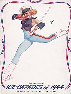 Ice-Capades of 1944: souvenir program]