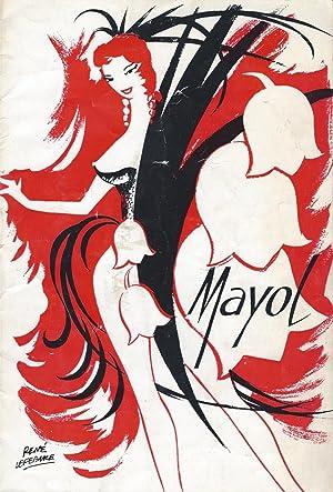 Mayol. Paul Lefebvre & Cie, Societe du Music-Hall Parisien. presente le Nouveau Show-Choc &quot...
