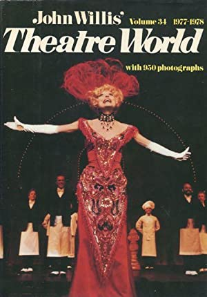 John Willis' Theatre World, 1977-1978 Season, Volume 34: Willis, John; [Mamet, David]
