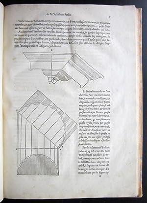Le premier livre d'architecture. Le second livre de perspective. mise en langue francoise, par. ...
