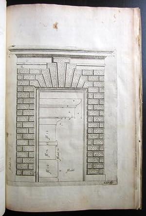 Regola delli Cinqve Ordini d'Architettvra. Di M. Iacomo Barozzio da Vignola: Libro primo, et ...