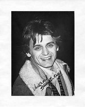 Signed Photograph of Mikhail Baryshnikov: Baryshnikov, Mikhail]