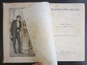 Washington Square: James, Henry; du Maurier, George (illus.)