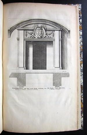Den Doorluchtigen Hooghgeboren Vorst eñ Heere Wilhem Henrick, van Gods genade Prince van ...