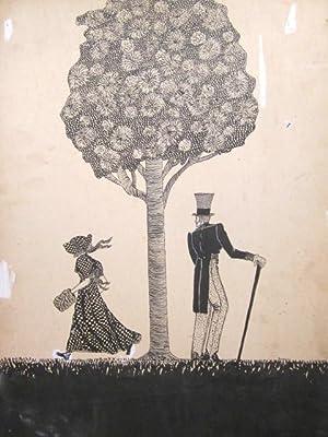 Original Artwork by Douglas Fairbanks, Jr.: Fairbanks, Jr., Douglas