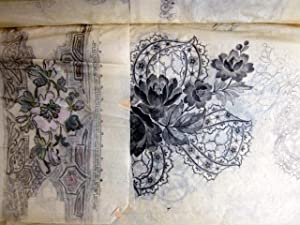 Drawings and Designs of a Lace Business: manuscript]