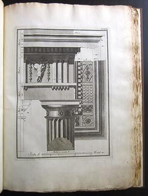 Il Vignola Illustrato. Proposto da Giambattista Spampani e Carlo Antonini studenti d'...