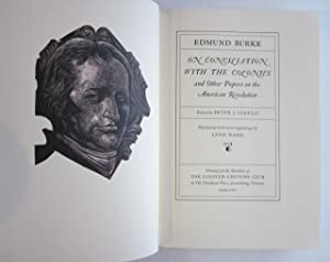 On Conciliation with the Colonies & Other Papers on the American Revolution: Burke, Edmund