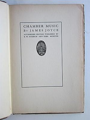 Chamber Music: Joyce, James