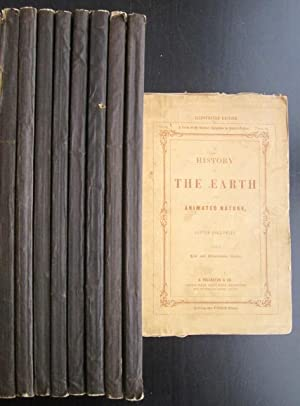 A History of the Earth and Animated Nature [SOLD WITH] A salesman's specimen booklet, to be ...