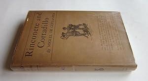 Rinconete and Cortadillo: Cervantes Saavedra, Miguel de; Lorente, Mariano J. (trans.); Graham, R. B...