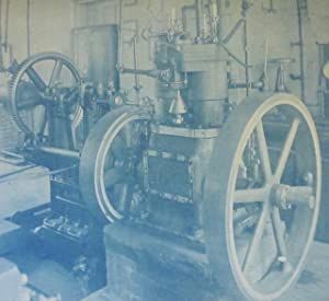 L. E. Barrows: Mechanical Laboratory Reports, Vol. I. Circa 1900.: engines]; Barrows, L. E.