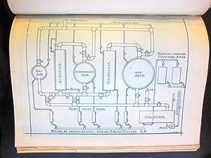 L. E. Barrows: Mechanical Laboratory Reports, Vol. I. Circa 1900.: engines]; Barrows, L. E.