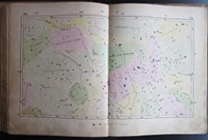 Atlas of the Heavens; Showing the Places of the Principal Stars, Clusters, and Nebulae, Designed to...