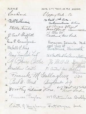 Pratt Institute, Art Student's Notebook: manuscript; scrapbook; sketchbook]