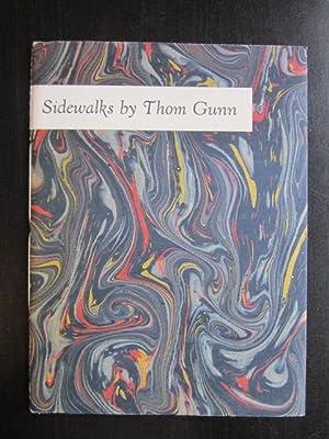 Sidewalks: Gunn, Thom; Schuessler, Bill (illus.)