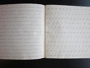 Penmanship Practice Book: manuscript; calligraphy; penmanship]