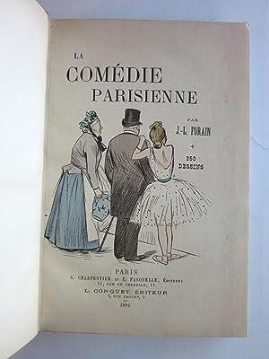 La Comedie Parisienne: Forain, J.-L.