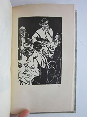 Sur un Air de Scarlatti: Jaloux, Edmond; Pzn, J. Franken (illus.)
