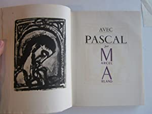 Avec Pascal: Arland, Marcel; Guerin, Raymong (preface); Rouault, Georges (illus.)
