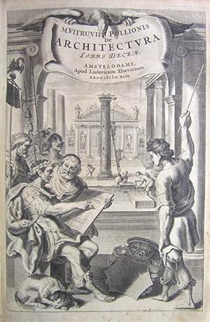 De architectura libri decem: Vitruvius Pollio, Marcus