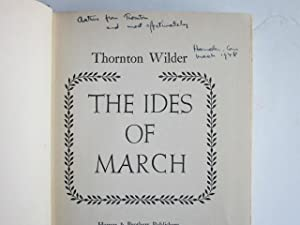 The Ides of March: Wilder, Thornton
