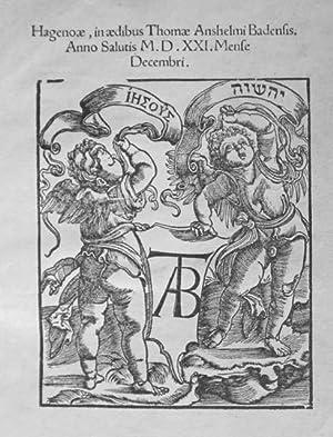 Lexikon [in Greek]/ Dictionarium: HESYCHIUS OF ALEXANDRIA (late 4th/early 5th c.)