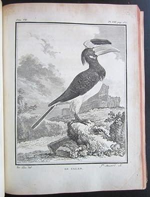 Histoire Naturelle, Generale et Particuliere, Avec La Description Du Cabinet Du Roy. Oiseaux.: ...