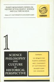 Science, Philosophy and Culture in Historical Perspective: S.N. Sen et