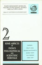 Some Aspects of India's Philosophical and Scientific: Prajit K. Basu