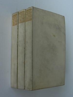Der abenteuerliche Simplicissimus in drei Bänden: von Grimmelshausen, Hans