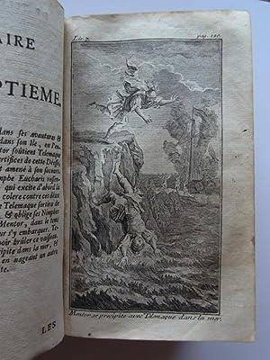 Les aventures de Telemaque, fils d'Ulysse par: Salignac de La