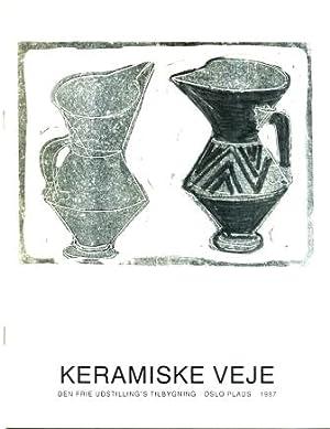 Keramiske Veje: Udstillingsgruppe Af 1985: Lisa Engqvist