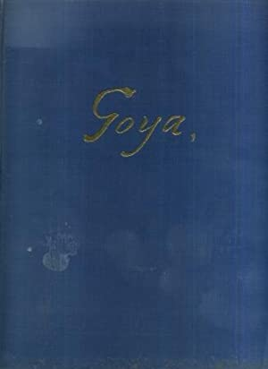 Saturn: An Essay on Goya [First Edition]: Andre Malraux
