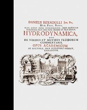 Hydrodynamica: Daniel Bernoulli et
