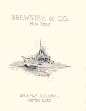 Delaunay Belleville Motor Cars