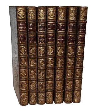Atlas historique ou Nouvelle introduction à l'histoire,: Châtelain Zacharias
